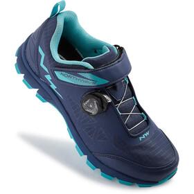Northwave Corsair Shoes Damen blue/aqua
